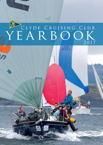 Clyde Cruising Club Yearbook 2017 by dtech - issuu
