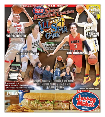 da9c2c0cd 3-21-19 Issue - 5 Volume XI Shore Sports Network Shore Coaches Boys ...