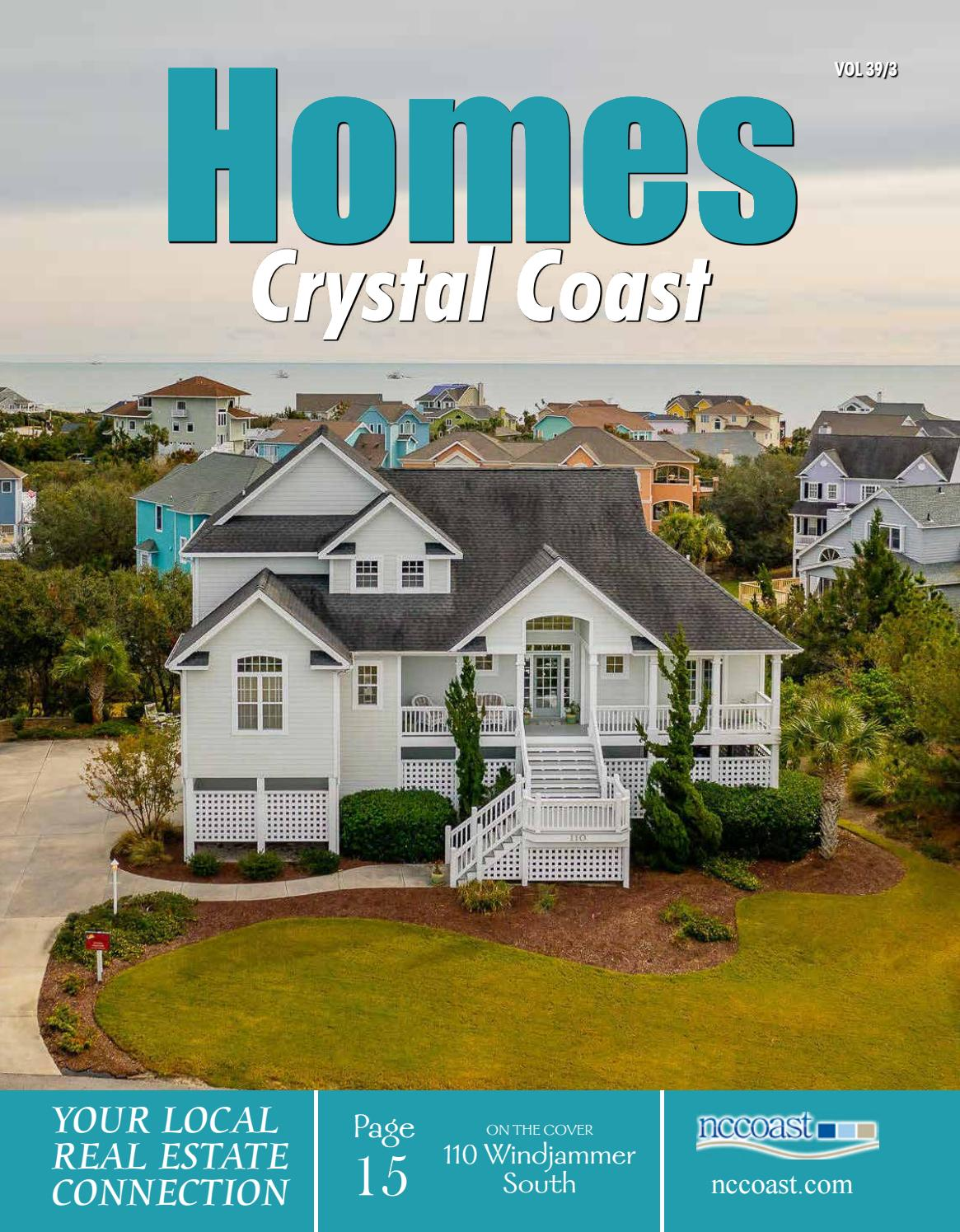 Crystal Coast Homes March 2019 By