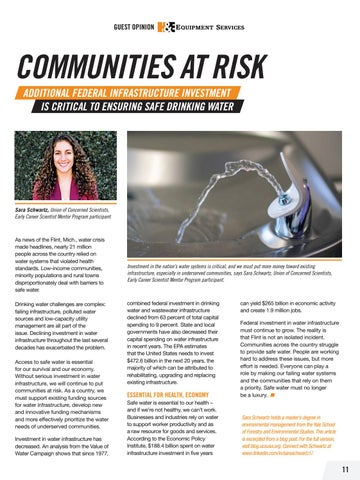 Page 11 of Communities at Risk