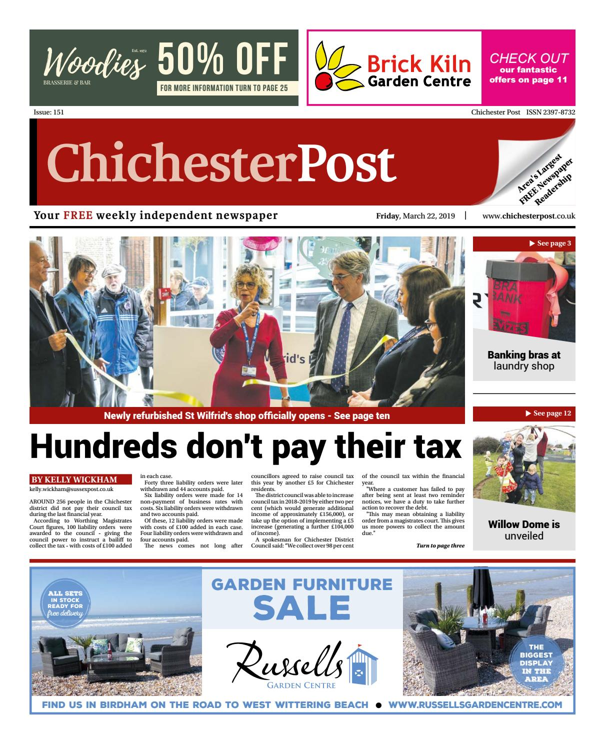 b4da75f2ade4 Chichester Post Issue 151 by Post Newspapers - issuu