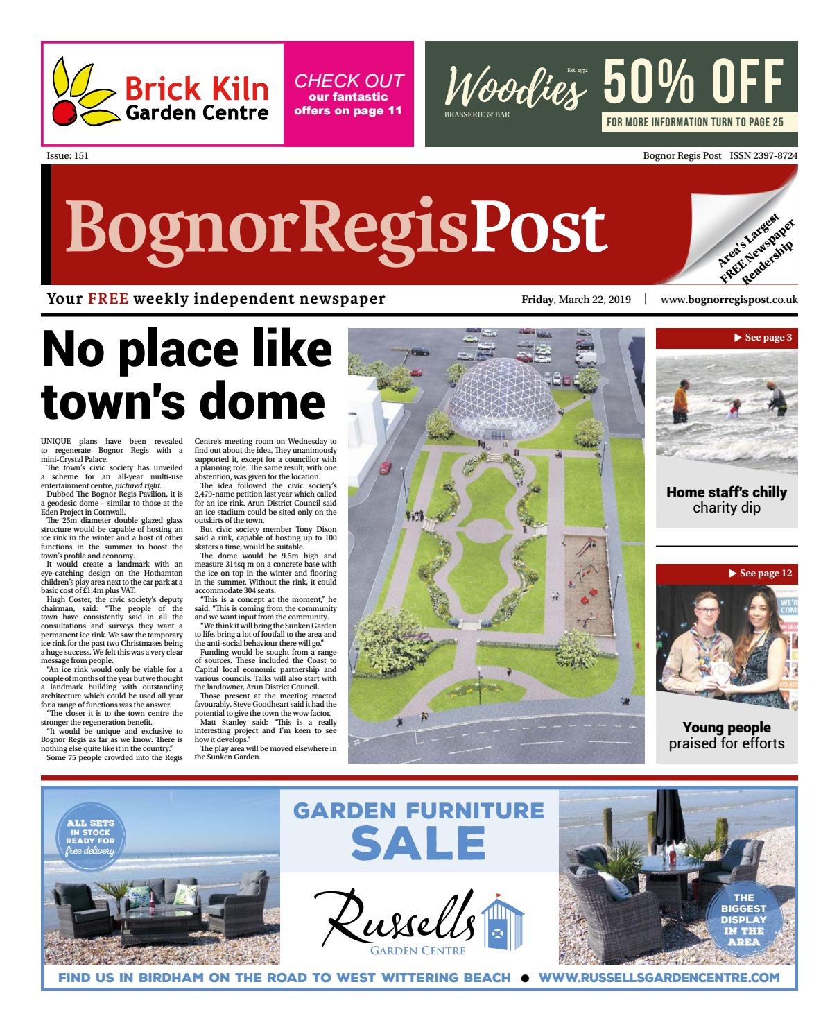 4d737b4f90b Bognor Regis Post Issue 151 by Post Newspapers - issuu