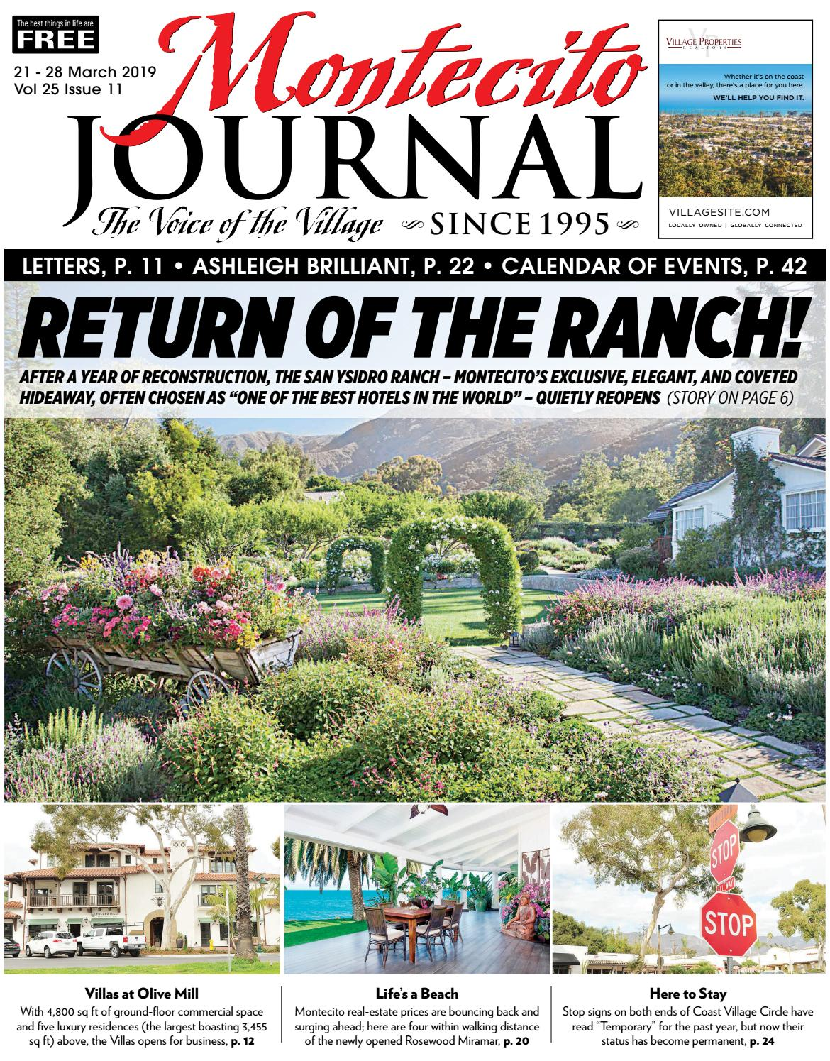 ce206c2a09 Return of the Ranch by Montecito Journal - issuu