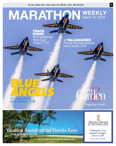 2884bedb73be Marathon Weekly – 3 21 19 by Keys Weekly Newspapers - issuu