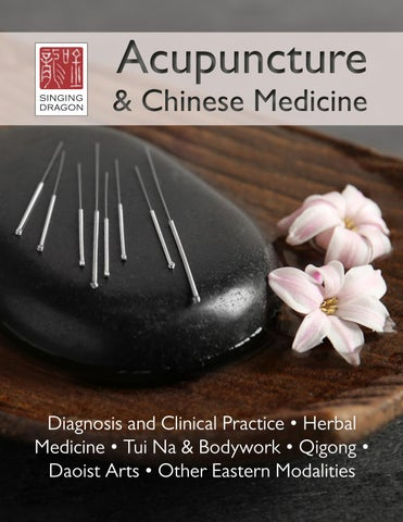 Acupuncture and Chinese Medicine Catalogue by Jessica