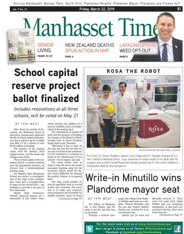 Manhasset 2019_03_22 by The Island Now - issuu