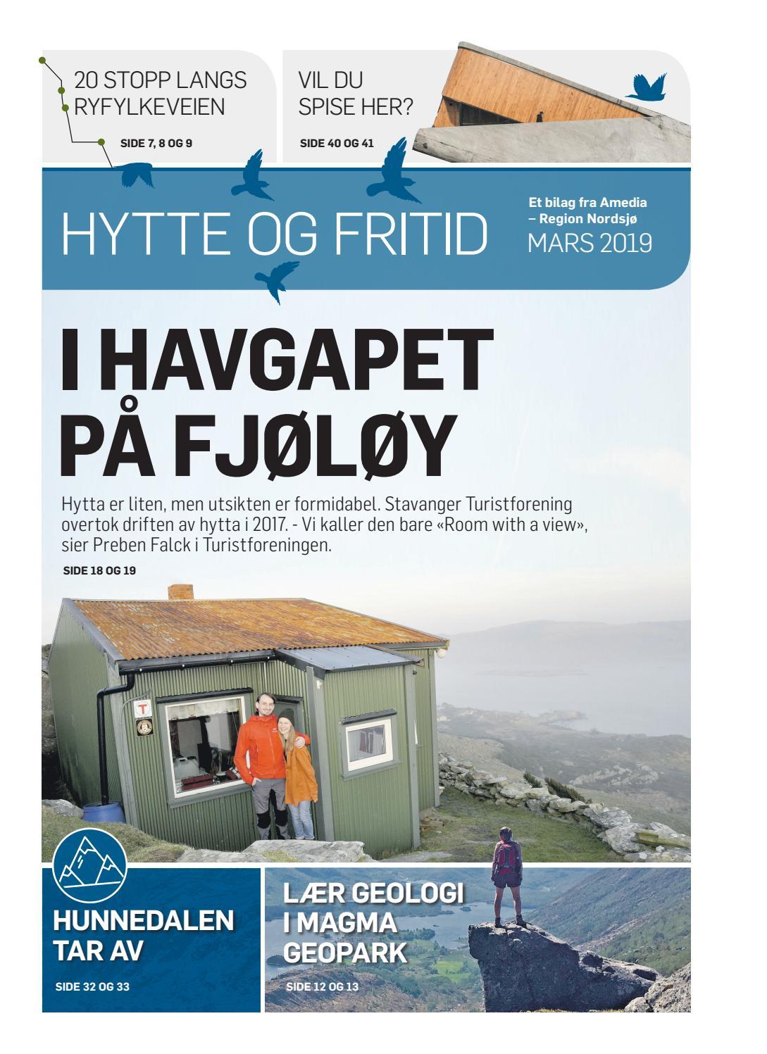 f2762c047 Hytte og fritid by nordsjomedia - issuu