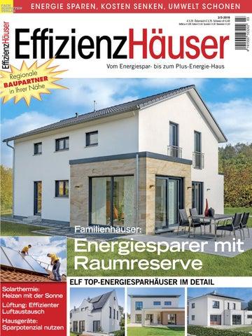 Effizienzhauser 2 3 2019 By Fachschriften Verlag Issuu