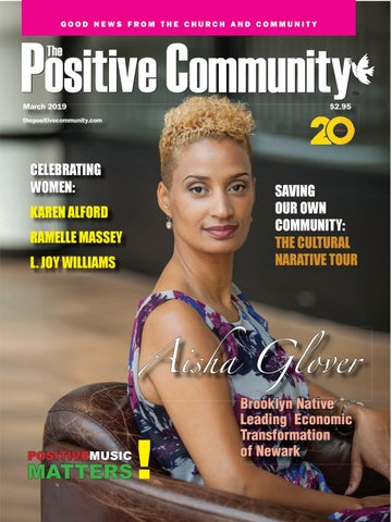 March 2019 by The Positive Community - issuu