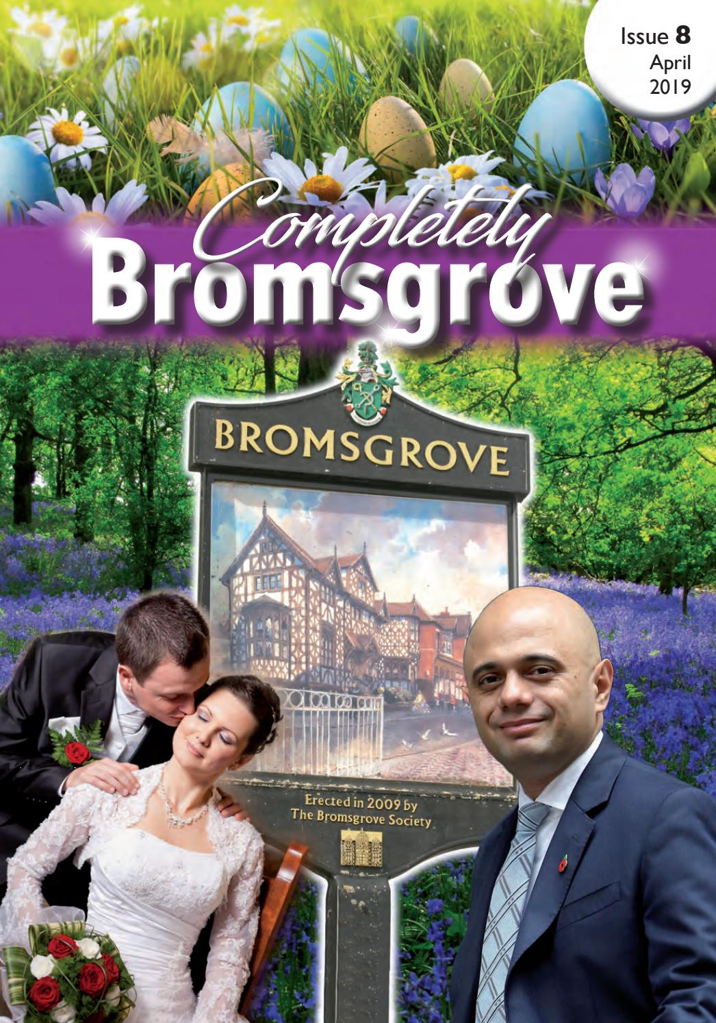 Completely Bromsgrove issue 8 by michelebromsgrove - issuu