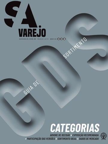 c744122c5 SA Varejo - Guia de Sortimento | Categorias by SAVarejo - issuu