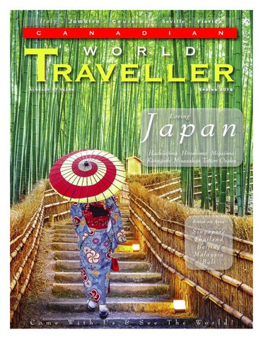 bfcf9d7c5d198 Canadian World Traveller Spring 2019 issue by www ...