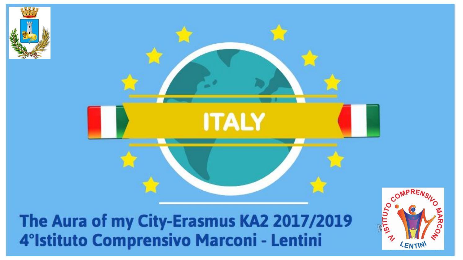 Liceo Artistico Michelangelo Como tamc - italy by the aura of my city erasmusplus - issuu