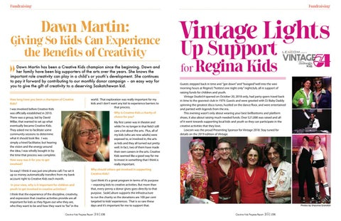 Page 9 of Dawn Martin: Giving So Kids Can Experience the Benefits of Creativity