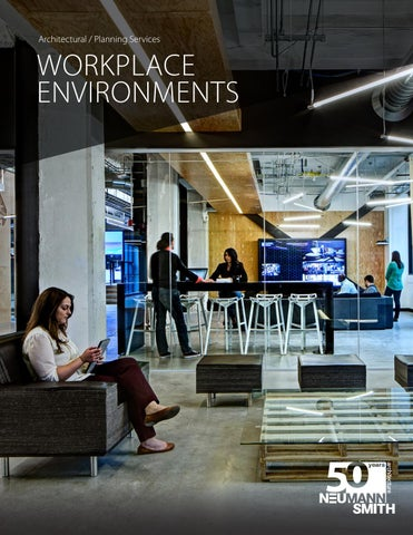 Neumann/Smith Workplace Design by Neumann/Smith Architecture
