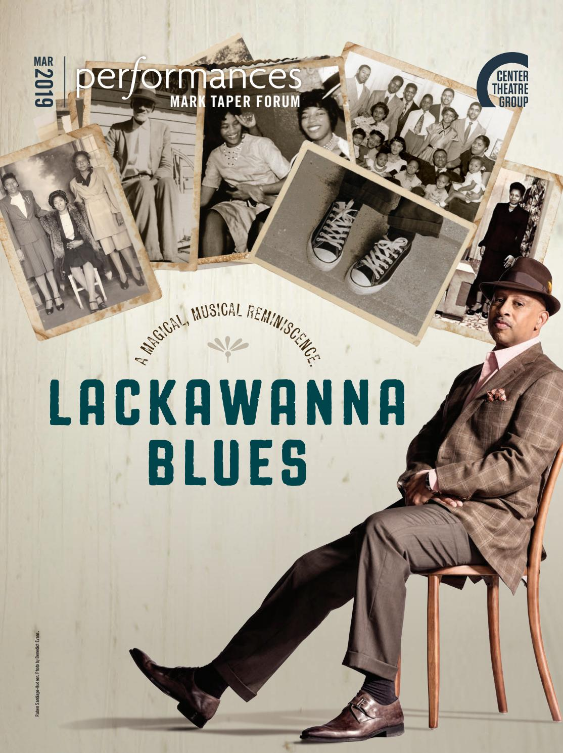 Lackawanna Blues At Center Theatre Group March 2019 By