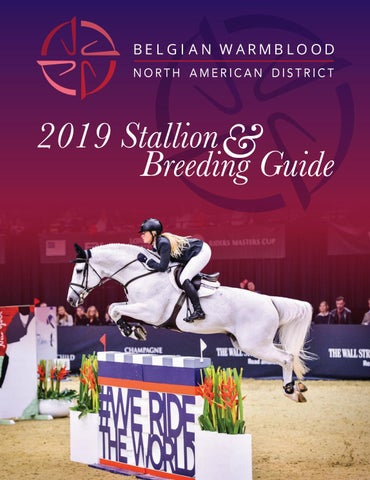 the latest 464a0 73b6a 2019 BWP NAD Stallion   Breeding Guide by BWP-NAD - issuu