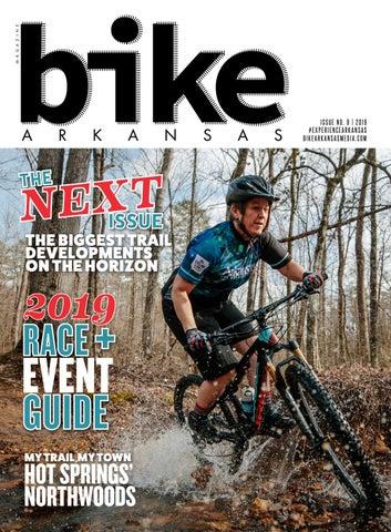 Bike Arkansas Spring 2019
