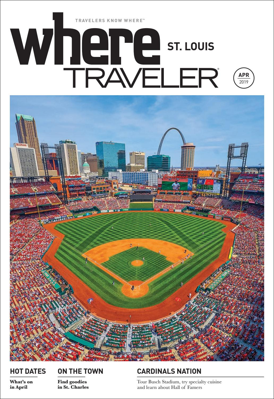 Where Magazine St Louis Apr 2019 by Morris Media Network - issuu