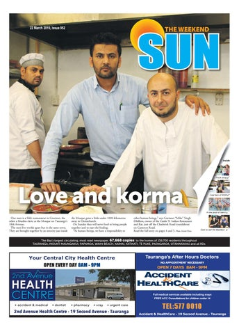 The Weekend Sun - 22 March 2019 by Sun Media - issuu