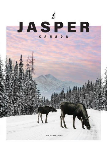 d26c48116 2019 Jasper Visitor Guide by Tourism Jasper - issuu