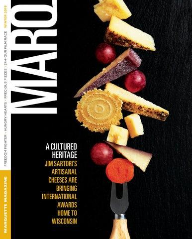 Marquette Magazine Winter 2019 by Marquette University - issuu