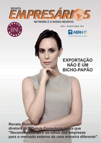 1c198bb1f Conheça a Revista Nasceu em 2015 com o objetivo de realizar a troca de  informações para o público empresarial voltada a incentivar o  empreendedorismo ...