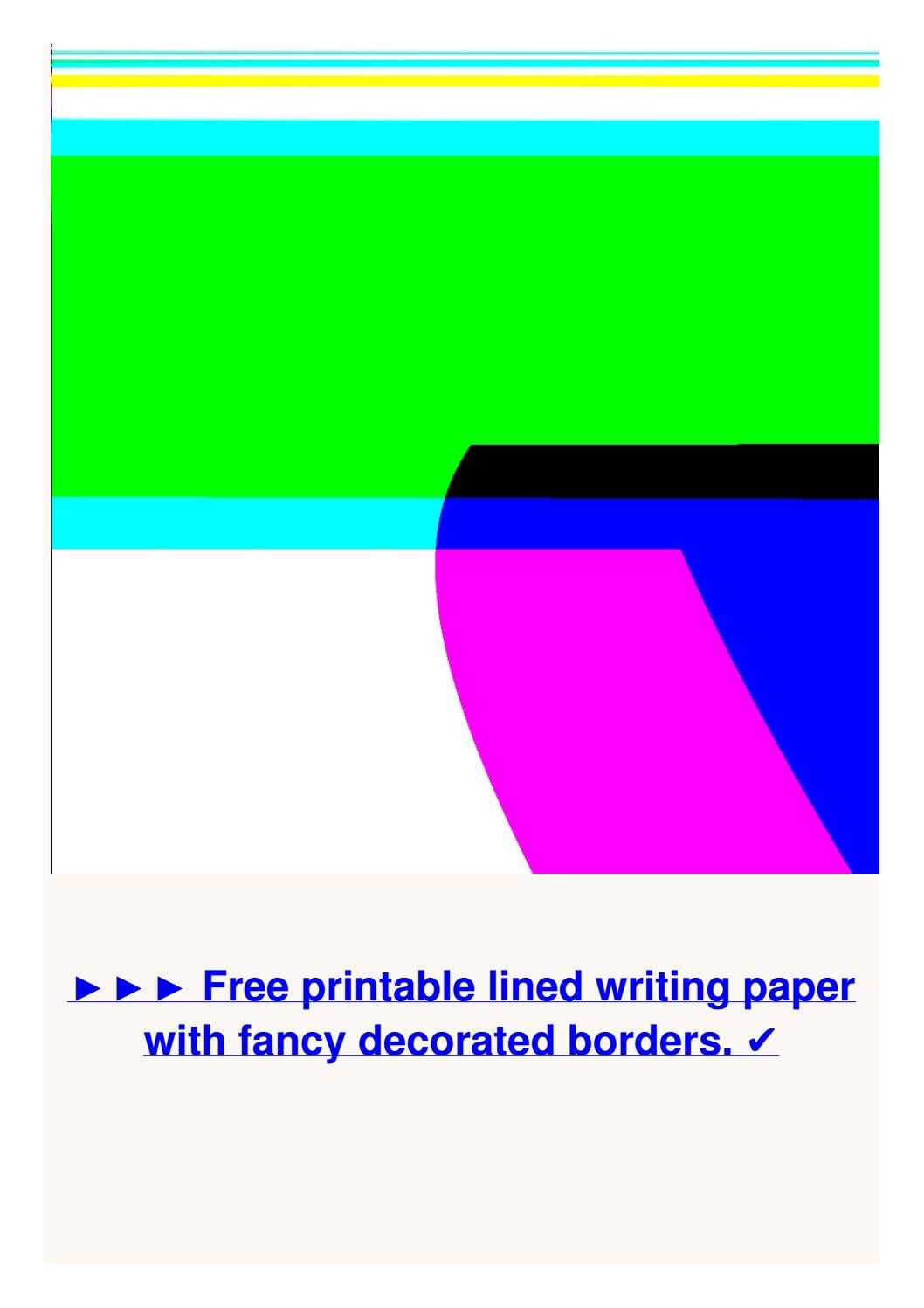image regarding Free Printable Writing Paper With Borders named 5994383-absolutely free-printable-covered-composing-paper-with-extravagant