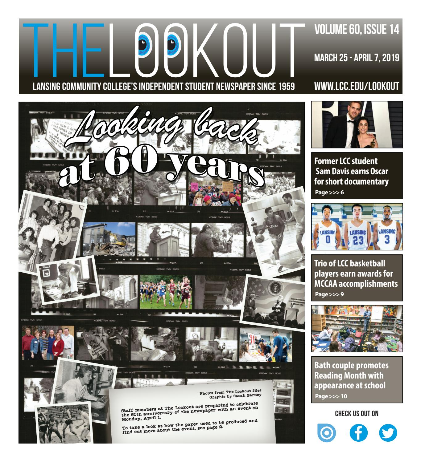 Lcc Fall Semester 2020.The Lookout Volume 60 Issue 14 By The Lookout Issuu