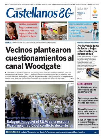Diario Castellanos 22 03 19 by Diario Castellanos issuu