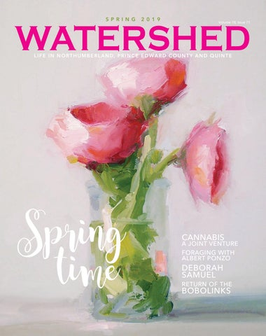 0dd22f1a4f7 Watershed Magazine - Spring 2019 by Watershed Magazine - issuu