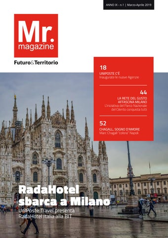 0ef58df07a Mr. Magazine Marzo/Aprile 2019 by UniPoste S.p.A. - issuu