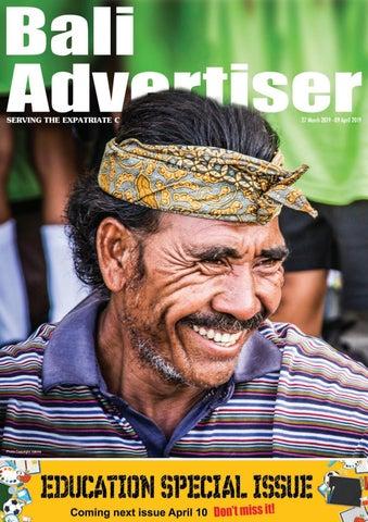 Bali Advertiser: 27 March 2019 by Bali Advertiser - issuu