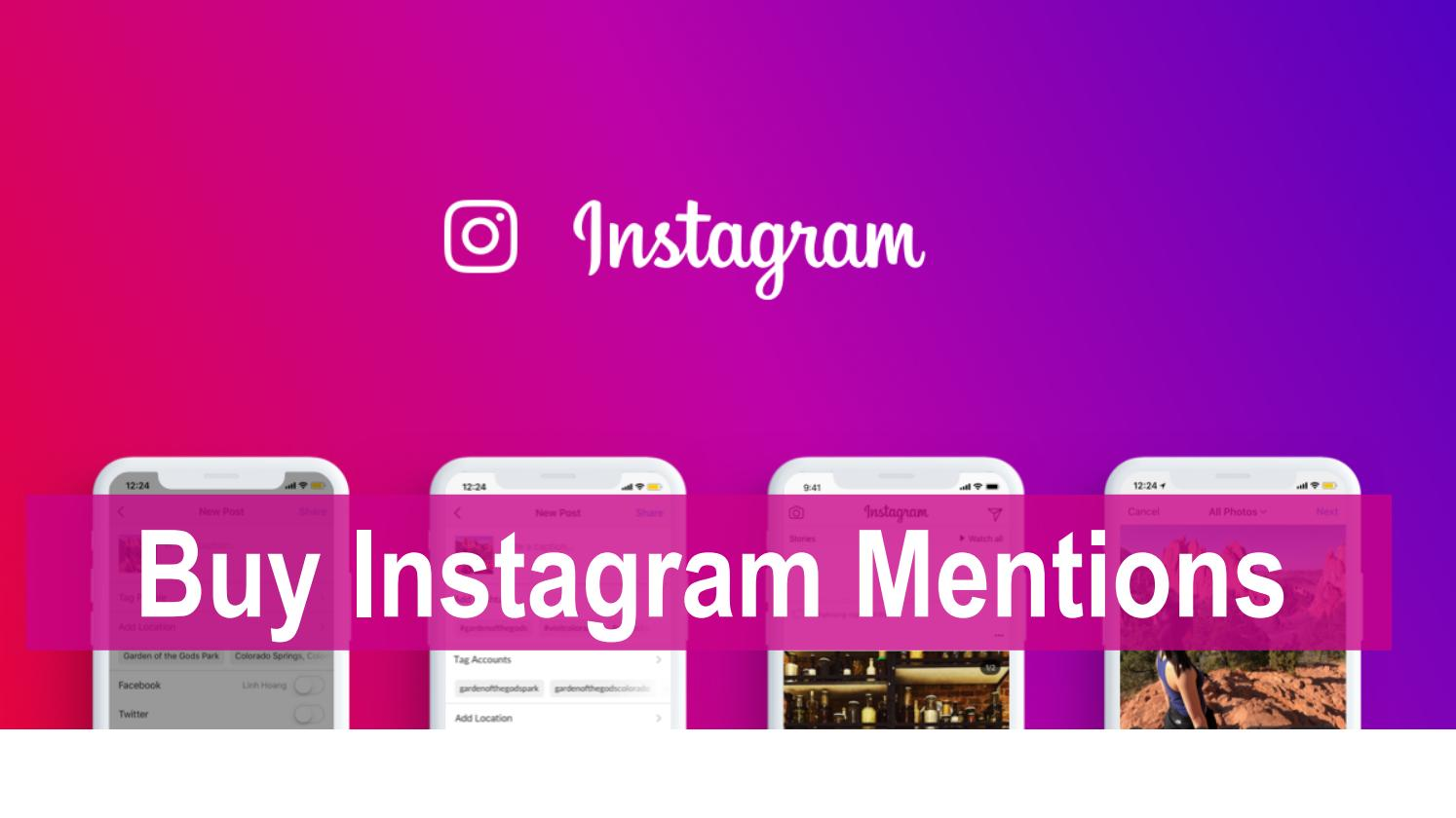 Buy Instagram Mentions to Increases Social Reputation by calliemartin -  issuu