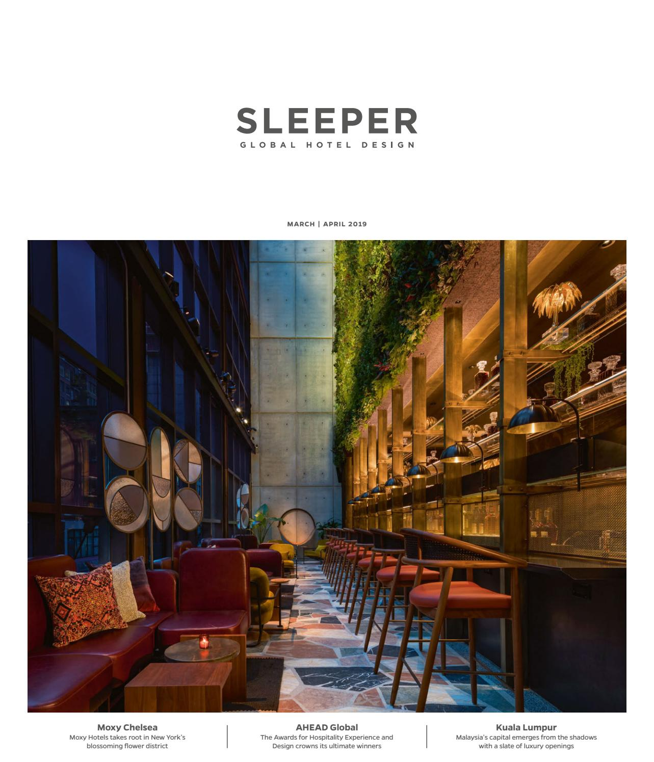 Sleeper March April 2019 Issue 83 By Mondiale Publishing Issuu