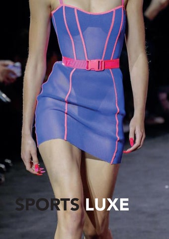 36e092b0720 Trend Map  Sports Luxe by gyasein - issuu