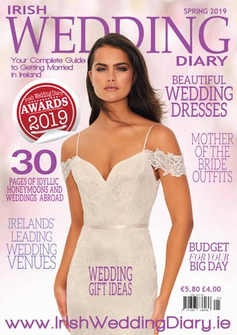 0a40b027b3 Irish Wedding Diary Magazine - Spring 2019 by Irish Wedding Diary ...