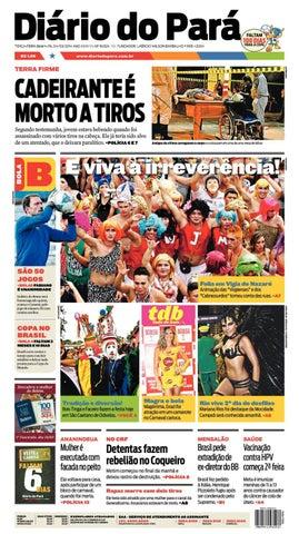 9d7da53ad Jornal Diário do Pará Nº 10.824 by Portal Academia do Samba - issuu
