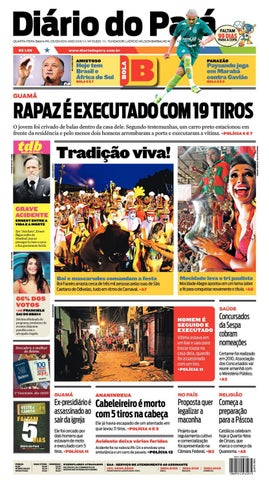 56c536361 Jornal Diário do Pará Nº 10.825 by Portal Academia do Samba - issuu
