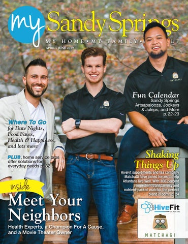 My Sandy Springs April-June 2019 by Atlanta Best Media - issuu