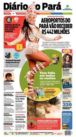 281f39833f Jornal Diário do Pará Nº 11.163 by Portal Academia do Samba - issuu