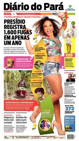 c941f6dd8 Jornal Diário do Pará Nº 11.170 by Portal Academia do Samba - issuu