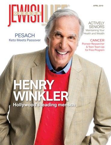 8e0f429eac2 Oregon Jewish Life April 2019 Vol 8 Issue 3 by JewishLifeMagazine ...