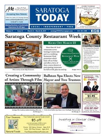 409e0cbd6d7a1 Saratoga TODAY 3.22.19 by Saratoga TODAY - issuu