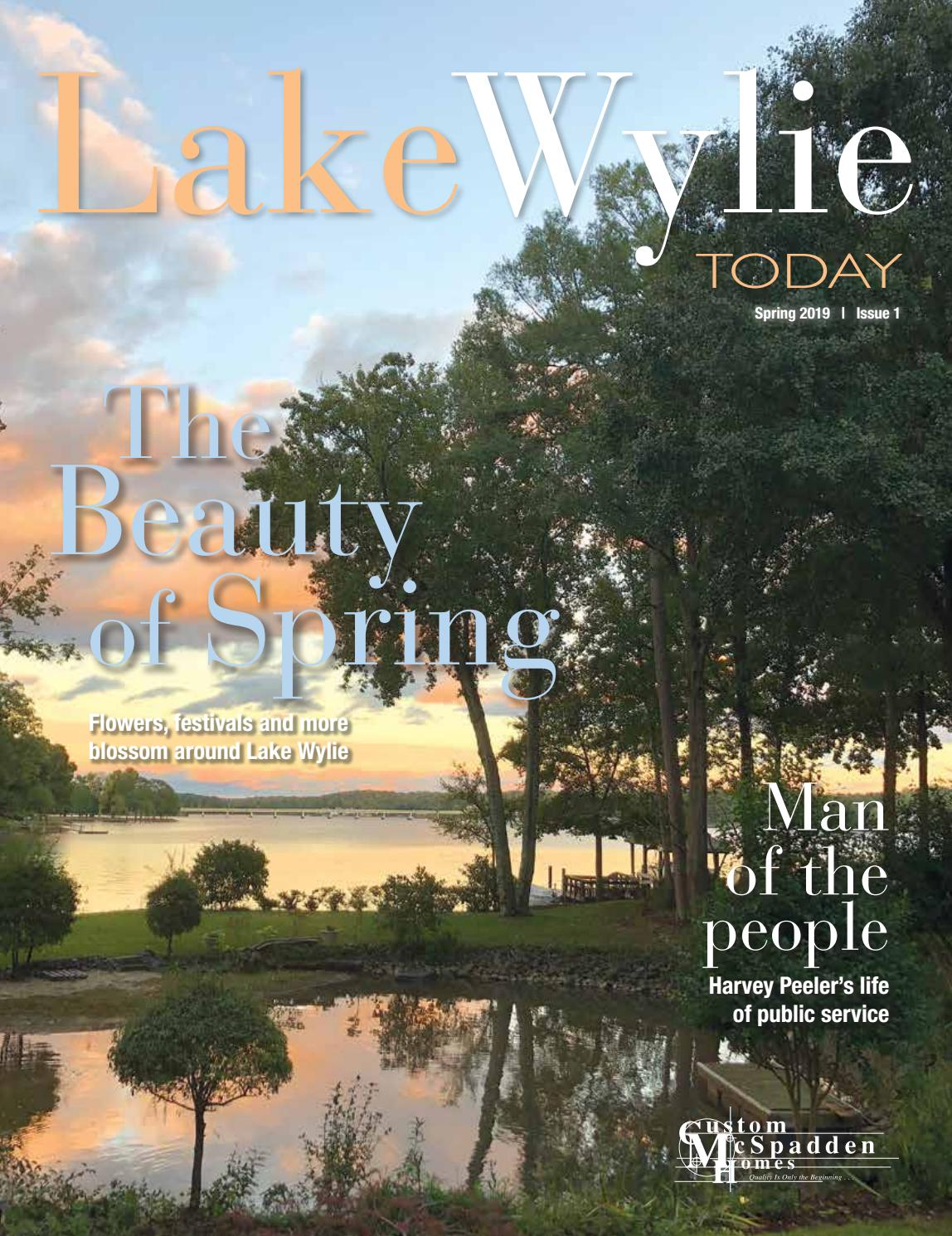 Lake Wylie Today, Spring 2019 by SC BIZ News - issuu