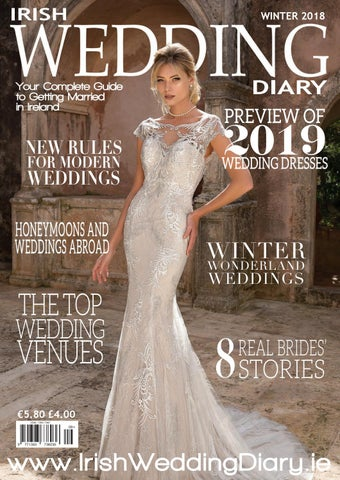 3b62c8cf97d Irish Wedding Diary Magazine - Winter 2018 by Irish Wedding Diary ...