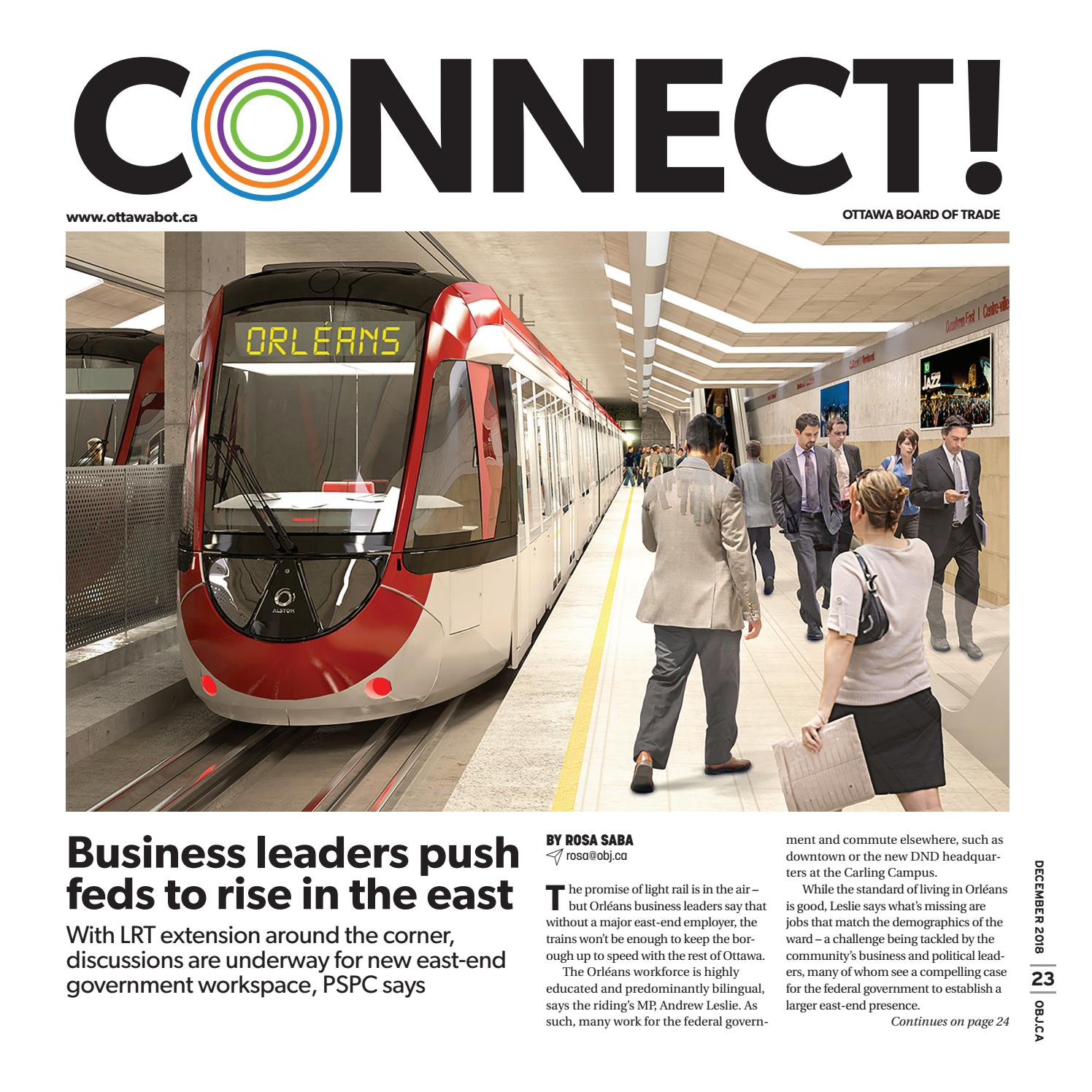 OBOT Connect! December 2018 by Great River Media inc  - issuu