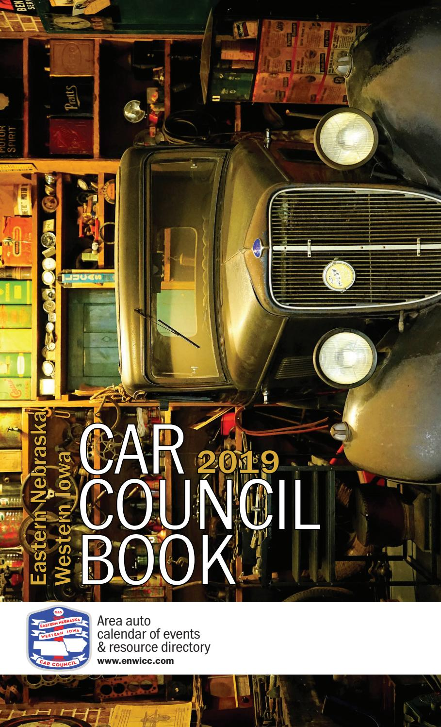 Eastern Nebraska/Western Iowa Car Council Book 2019 by Suburban Newspapers - Issuu