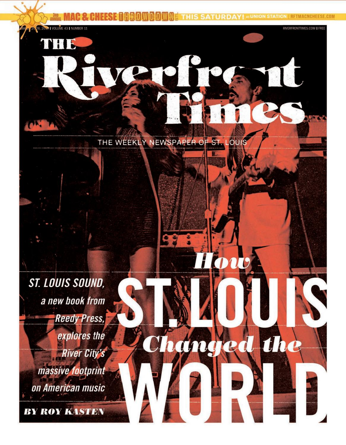 Riverfront Times March 20, 2019 by Riverfront Times - issuu