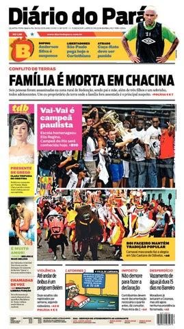 640054a81 Jornal Diário do Pará Nº 11.173 by Portal Academia do Samba - issuu
